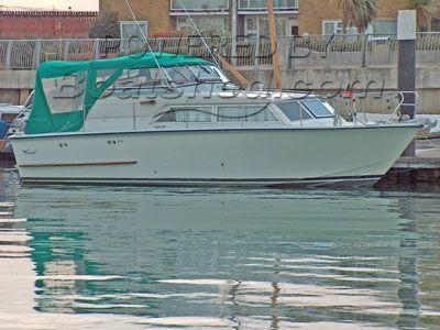 Coronet 27 Seafarer (Twin Diesel)