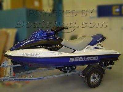 Seadoo GTX Millenium
