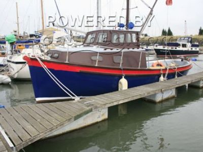 Ex Lifeboat 30'