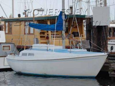 Newport 27' Sail