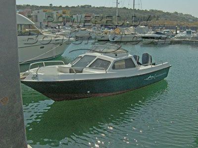 Espadarte 607 day boat