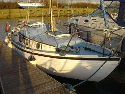 Westerly 25