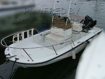 Boston Whaler Outrage II