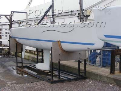 Racing sailboats RS Elite