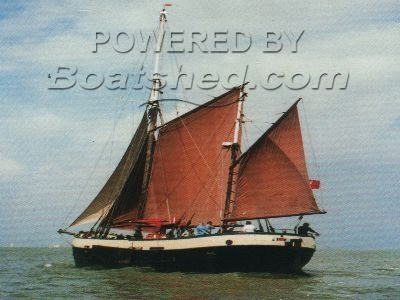 J.S. Watson Sailing Barge