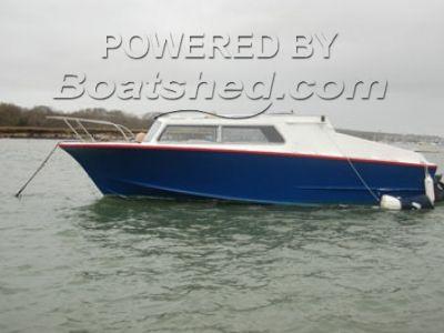 Cleopatra 200 Sports Boat