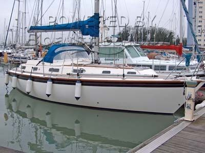 Westerly Seahawk 34