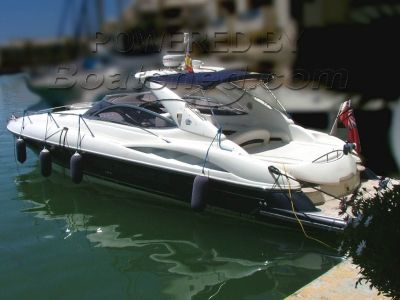 Sunseeker Super Hawk 40
