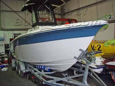 Seafox 216cc