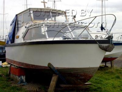 Seaglass 24 Motor Cruiser