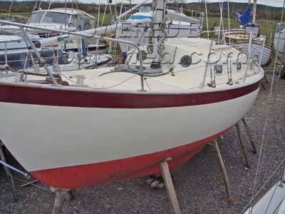 Victoria Marine Frances 26