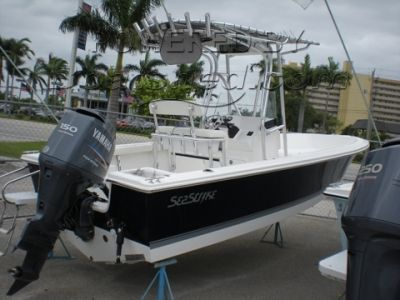 Seastrike 205 Center Console