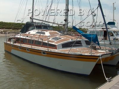 Oceanic 33 MKIII Catamaran