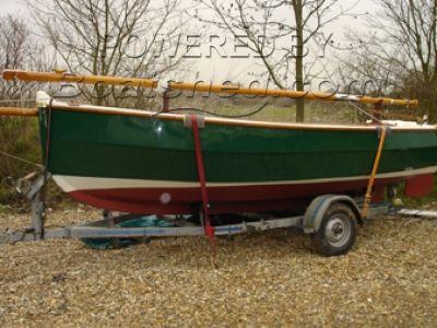 Ferry Boatyard, Penketh Dayboat