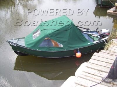 Cygnet Boats, Cornwall 4.2 metre