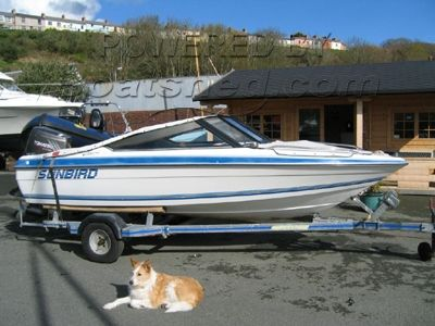 Sunbird Boat Co inc Corsair 150