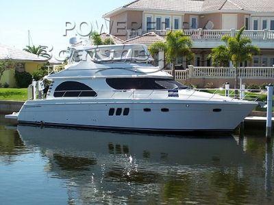 Carver 52 Voyager Pilot house