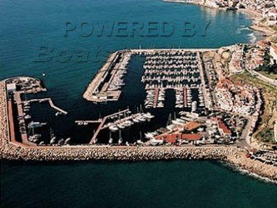 Port Aiguadolç, Sitges 10 x 3.5