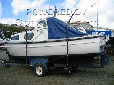 Small Craft Plymouth 21