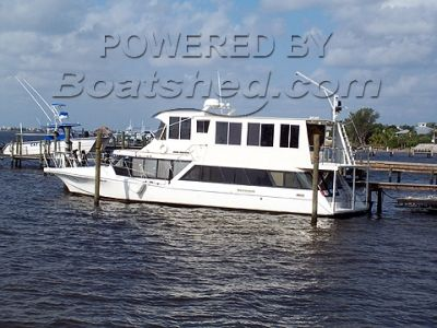 Bluewater 55 Coastal Cruiser