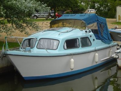 Dutch River boat Flevo