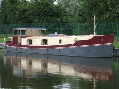 Dutch Barge 54