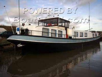 Luxemotor Dutch  Barge