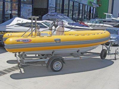 Sea RIBs 540