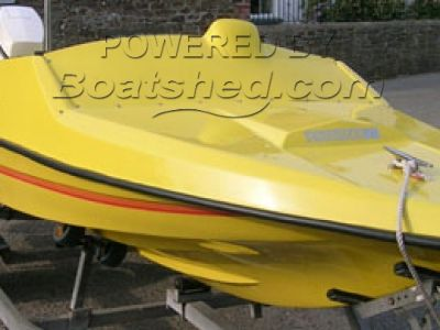 Welsh Power Boat Co 15 Ski Boat