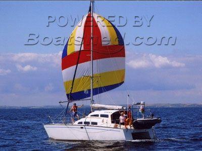 Sailcraft Comanche 32