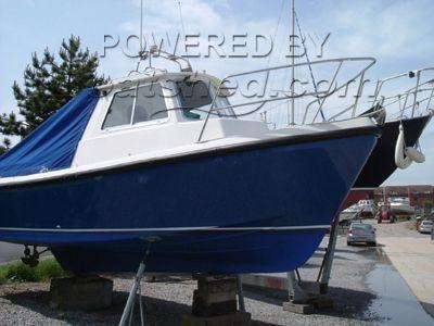 Duver 23 Sport Fishing Boat