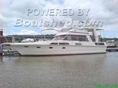 Master Yachts 44 Diesel Flybridge