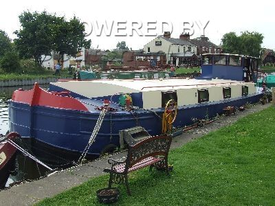 Hargreaves Converted Coal Barge Liveaboard
