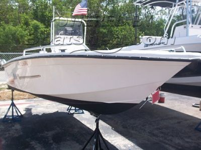 Sea Chaser 186 RG Center Console