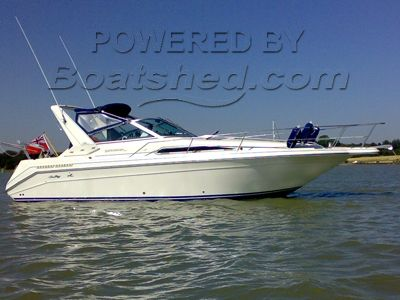 Sea Ray 270 DA (290 Equivalent)