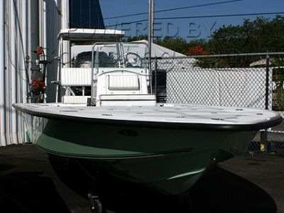 Famous Craft 2100 XL Flats Boat