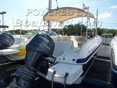 Nautic Star 210 Outboard DC Sport Deck