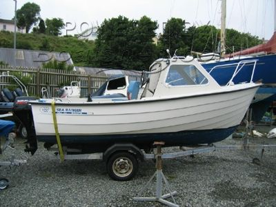Outhill Boats, Redditch Fisher Cruiser