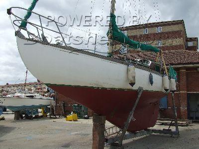 James N Miller & Sons Sailing Sloop
