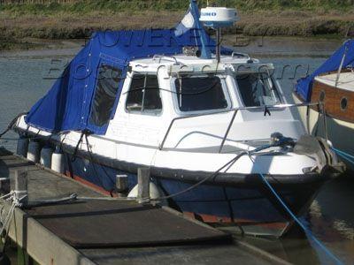 Marine installation Souter 25