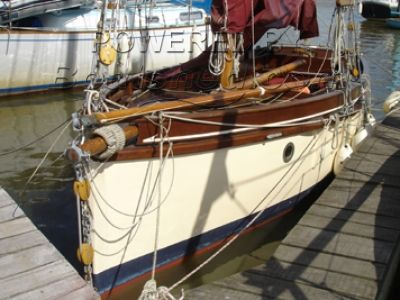 West Country Plymouth Hooker 23'