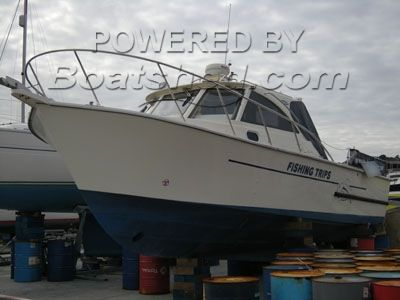 Lyme Boats Limited Powerglide 30 Pro-Fish