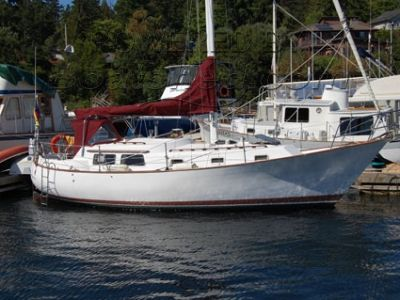 Saturna 33 Double Ender