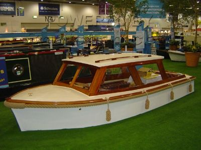 Jaunty 20 Picnic/Day Boat