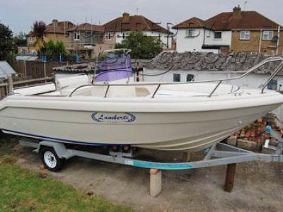 Lamberti Sports boat