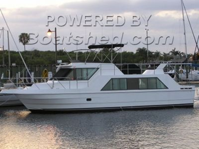 Harbor Master 400 Coastal Cruiser