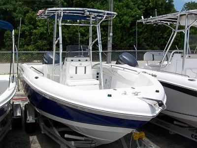 Sea Chaser 1900 Offshore Series Center Console