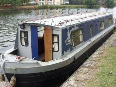 Narrowboat Springer 35ft