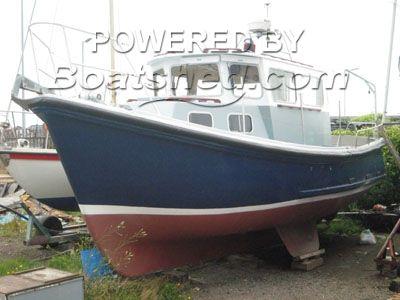 Penarth Boat Builder Versatility 31