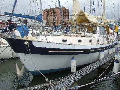 Stangate Marine Salar Buccaneer